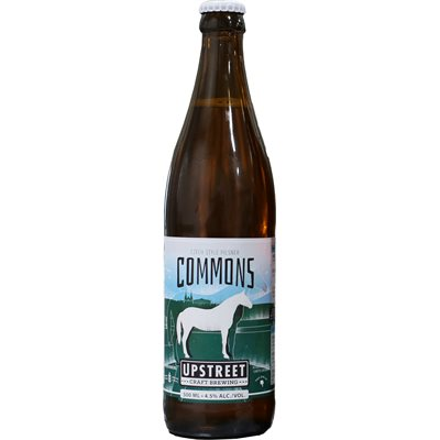 Upstreet Commons Czech Style Pilsner 500ml