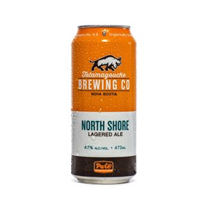 Tatamagouche North Shore Lagered Ale 473ml