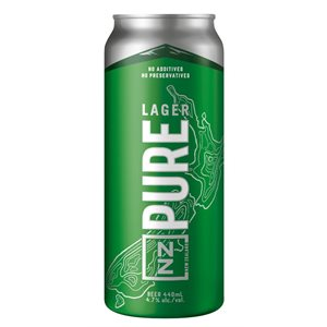 NZ Pure 440ml