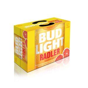 Bud Light Radler 12 C