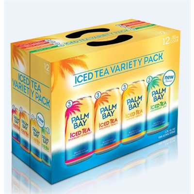 Palm Bay Tropical Iced Tea Mixer Pack 12 C