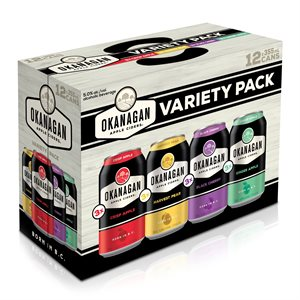 Okanagan Premium Cider Mixer 12 C