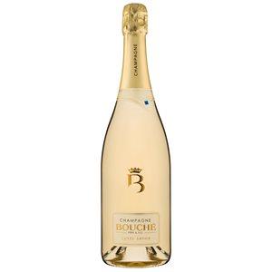 Champagne Bouche Pere & Fils Cuvee Saphir 750ml