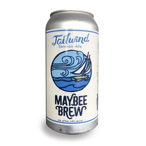 Maybee Tailwind Session Ale 473ml