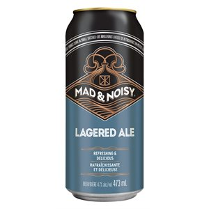Creemore Springs Mad & Noisy Lagered Ale 473ml