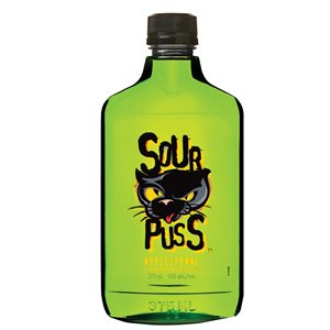 Sour Puss Apple / Pomme 375ml