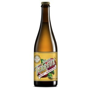 The Bruery Frucht Wih Passion Fruit 750ml
