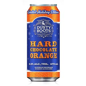 Dusty Boots Chocolate Orange 473ml