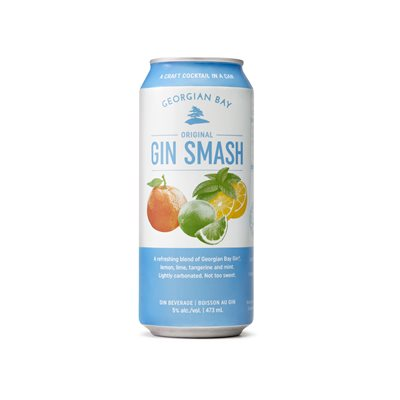 Georgian Bay Gin Smash 473ml