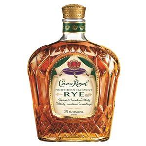 Crown Royal Harvest Rye 375ml