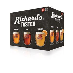 Rickards Taster Pack 12 B