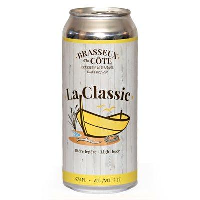 Brasseux D'La Cote La Classic 473ml