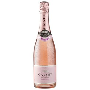 Calvet Brut Rose 750ml