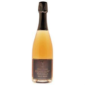 Zeyssolff Cremant D'Alsace Brut Rose NV 750ml