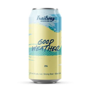 TrailWay Good Weather IPA 473ml