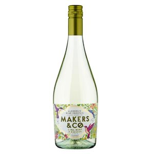 Makers & Co Lime Mint & Hibiscus 750ml