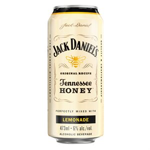 Jack Daniels Tennessee Honey Lemonade 473ml