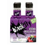 Black Fly Vodka Mixed Berry 4 B