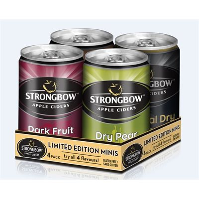 Strongbow Mini Mixer 4 C