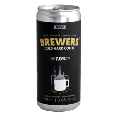 Brewers Cold Hard Coffee 296ml