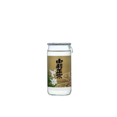 Yuri Masamune Beautiful Lily Sake 200ml