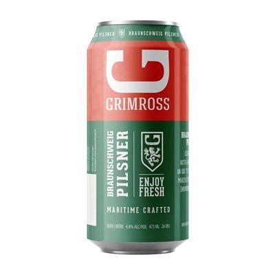 Grimross Braunschweig Pilsner 473ml