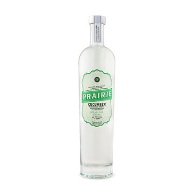 Prairie Organic Vodka Cucumber 750ml