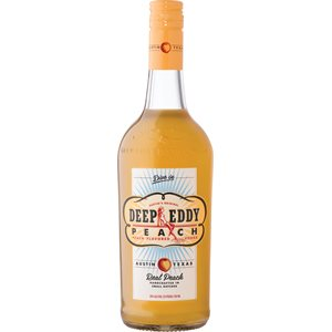 Deep Eddy Peach 750ml