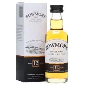 Bowmore 12 YO 50ml
