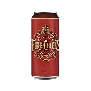 Pump House Fire Chief Red Ale 473ml