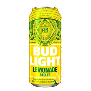 Bud Light Lemon Radler 473ml