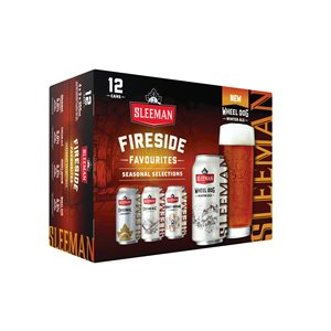 Sleeman Fireside Favorites 12 C