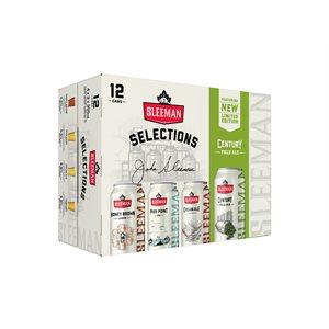 Sleeman Beers of Summer 12 C