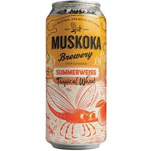 Muskoka Summerweiss Tropical 473ml