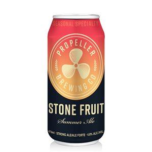 Propeller Stone Fruit Summer Ale 473ml