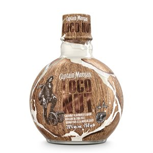Captain Morgan Loco Nut 750ml
