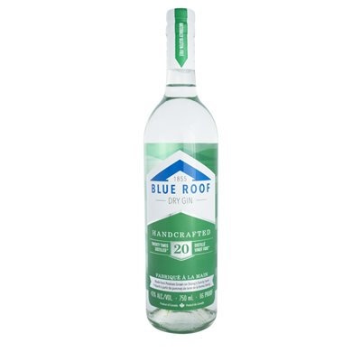Blue Roof Handcrafted Gin 750ml