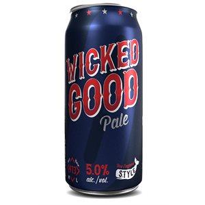 Garrison Wicked Good Pale Ale 473ml