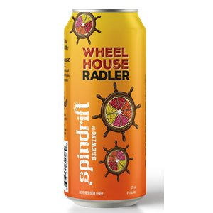 Spindrift Wheelhouse Radler 473ml
