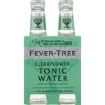 Fever-Tree Elderflower Tonic Water 4 x 200ml