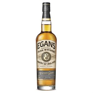 Egans Vintage Grain Single Grain Irish Whiskey 750ml