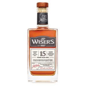 JP Wisers 15 YO 750ml