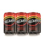 Mikes Hard Strawberry Lemonade 6 C
