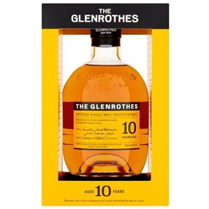Glenrothes 10 YO 750ml