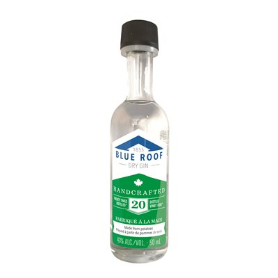 Blue Roof Handcrafted Gin 50ml