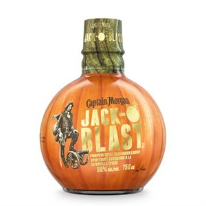 Captain Morgan Jack-O-Blast 750ml