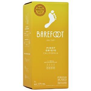 Barefoot Pinot Grigio 3000ml