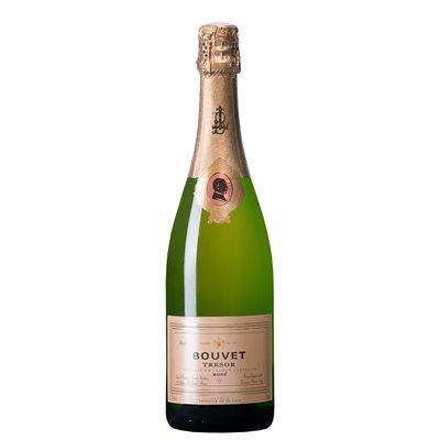Bouvet Tresor Rose Saumur Brut 750ml