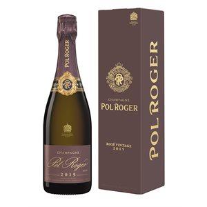 Pol Roger Rose Vintage 750ml
