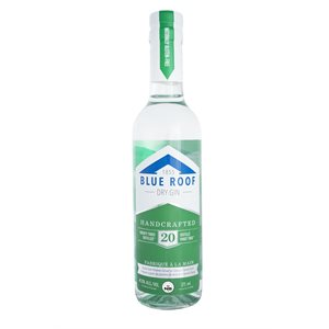 Blue Roof Handcrafted Gin 375ml
